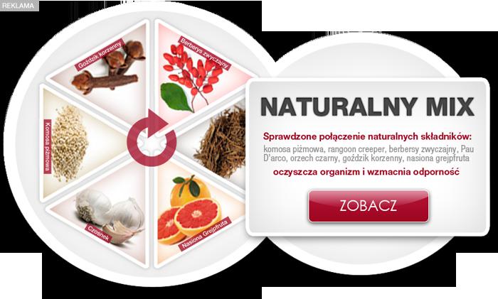 Pasożyty leczenie naturalne